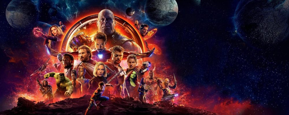 Chance to win exclusive a ticket to see AVENGERS: INFINITY WAR