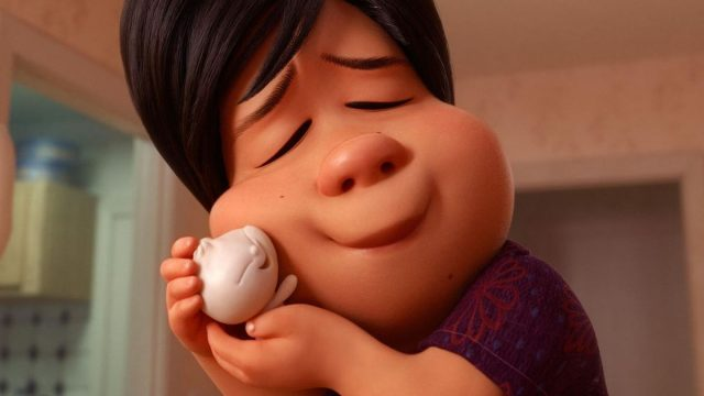 Pixar hires its second female feature director